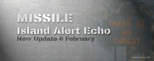 Missile Island Alert Echo.