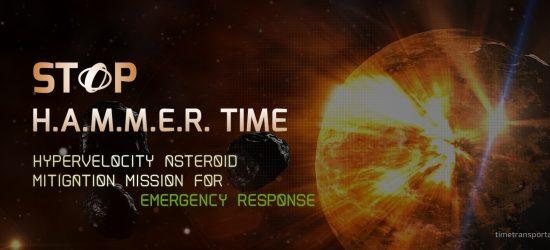 H.A.M.M.E.R. Time - The Plan